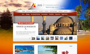 Sito Web per Agenzia di Viaggi internet - webdesign Internet - Webdesign sito agenzia viaggi11