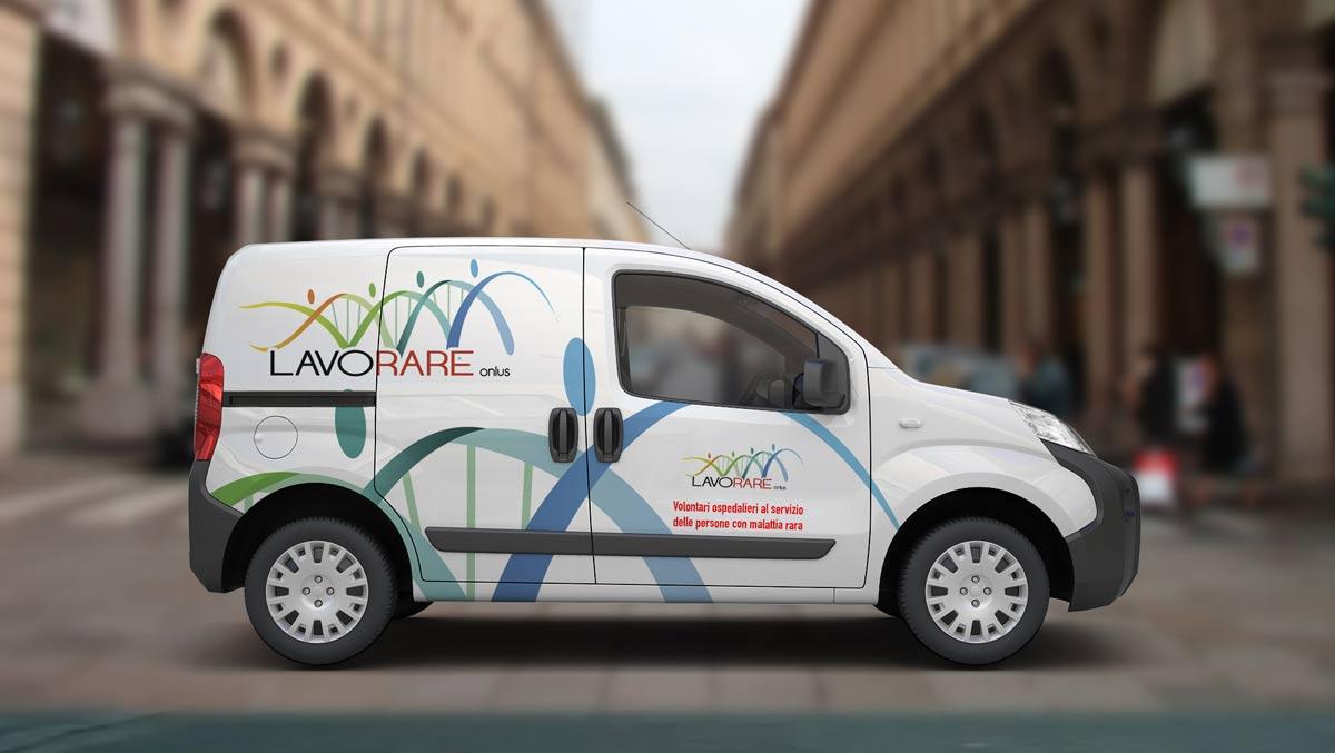 grafiche meccaniche - studio grafico a roma Grafiche Meccaniche - Studio Grafico A Roma lavorare onlus van dopo