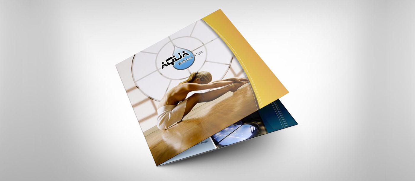 aqua wellness & spa Aqua Wellness & Spa grafica pubblicitaria a roma AQUA Wellness Spa 02