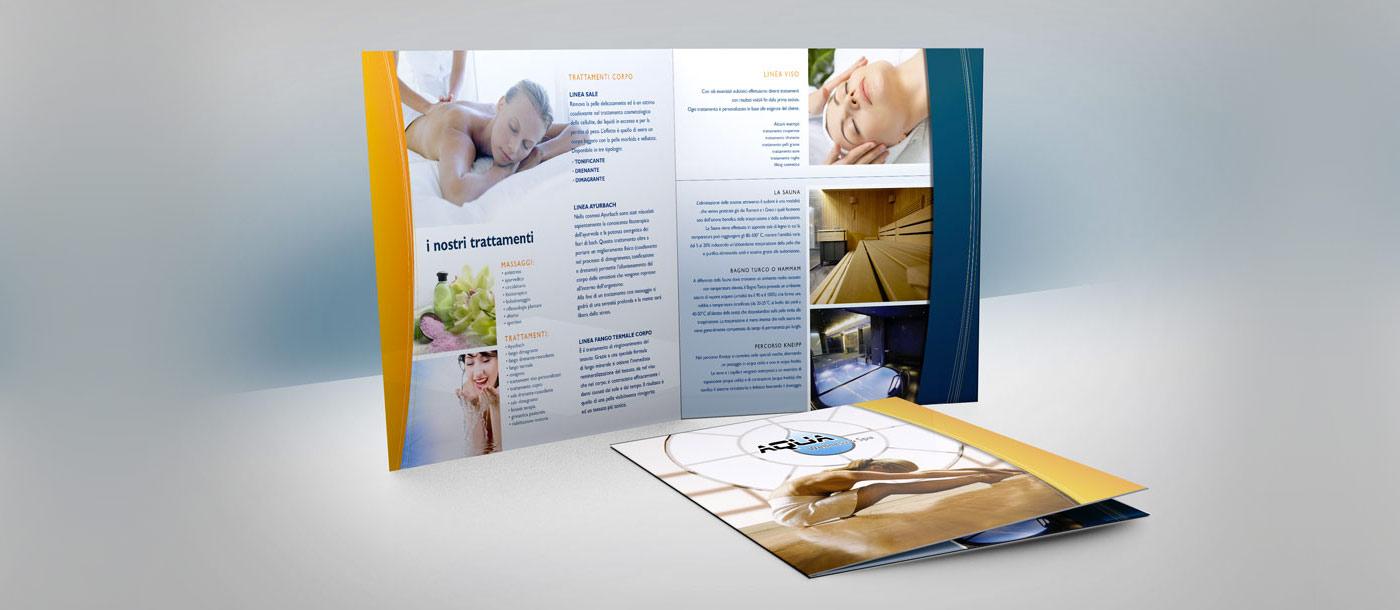 aqua wellness & spa Aqua Wellness & Spa grafica pubblicitaria a roma AQUA Wellness Spa 03