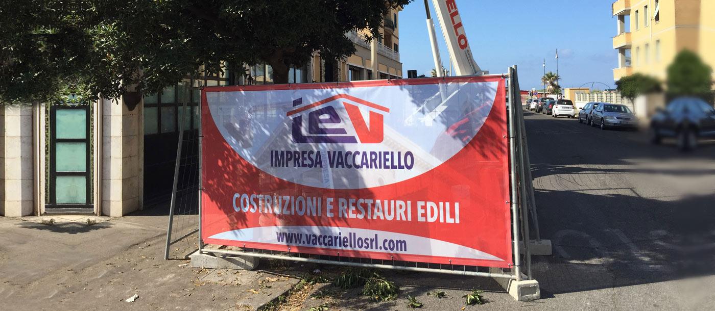 P.V.C. Microforato o banner mesh - Impresa Vaccariello P.V.C. Microforato o banner mesh - Impresa Vaccariello grafica pubblicitaria a roma Impresa Vaccariello striscioni in microforato 07