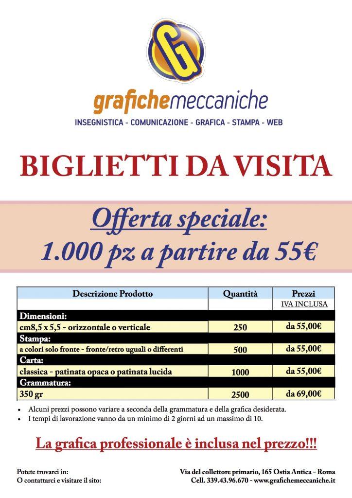 Listini 1 Listini Listini grafica pubblicitaria a roma Listini 01