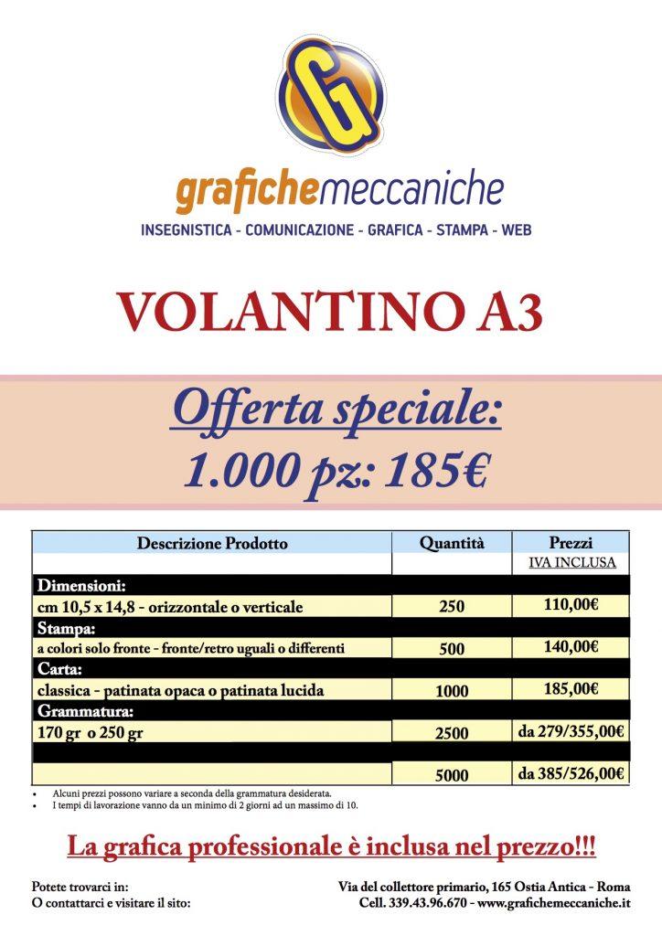 Listini 6 Listini Listini grafica pubblicitaria a roma Listini 06