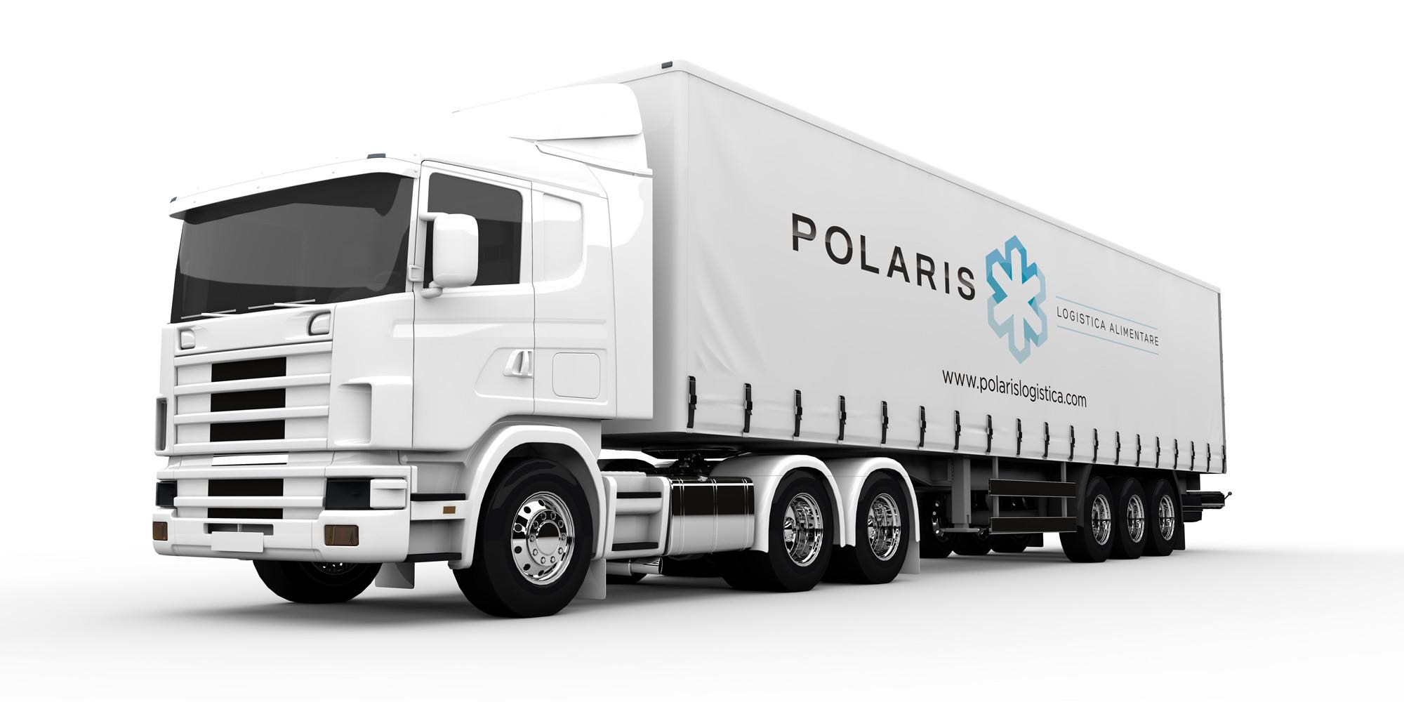 {focus_keyword} Allestimento grafico per bilico autoarticolato POLARIS POLARIS MOCKUP 03
